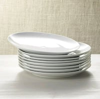 Crate and Barrel dinner plates (set of 8) Rockville, 20850