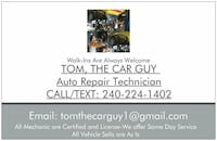 Call about our Products & Services Frederick, 21701