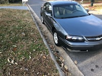 Chevrolet - Impala - 2005 Hillcrest Heights, 20748