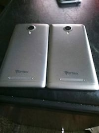 two black and gray android smartphones Bakersfield, 93305