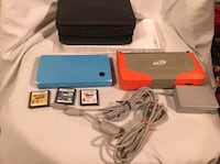 Nintendo DSi (aqua blue) lot
