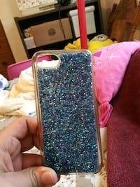 iPhone 7 bejeweled phone case Silver Spring, 20901