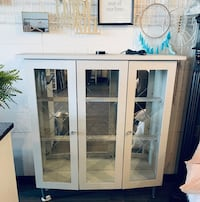Display Cabinet Spruce Grove, T7X 0S4