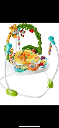 Fisher-Price Go Wild Jumperoo Sterling, 20164