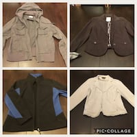 Jackets, various sizes Hamilton, L8L 8H8