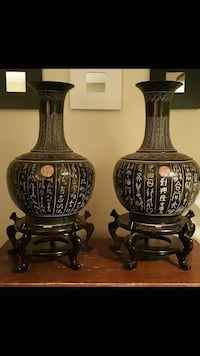 Chinese Vases Quinte West, K8V