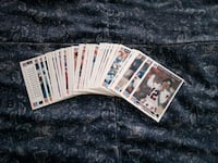 1991 Upper Deck / Domino's Football Cards Lafayette, 70506