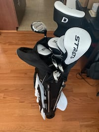 Strata Ultimate 18 piece Golf Set.  Oxon Hill, 20745