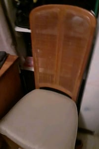 Nice real wooden chair London, N6H 1C3