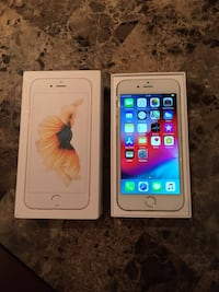 iPhone 6s 64gb unlock with box Montreal