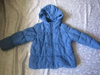 Girls 6yrs Benetton coat London
