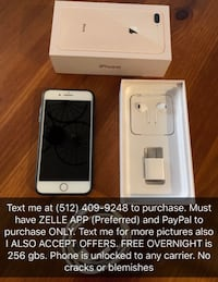 silver iPhone 6 with box San Francisco