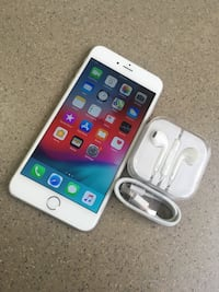 FACTORY UNLOCKED IPHONE 6 PLUS WITH ACCESSORIES Lake Worth