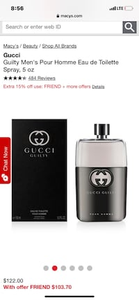Gucci guilty  New Orleans, 70122