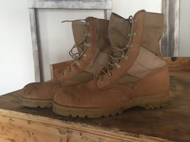 Military Tactical Combat Boots (REDUCED PRICE)