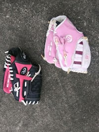 Girls basketball gloves