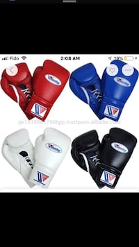Winning boxing gloves 16 oz Toronto, M9C