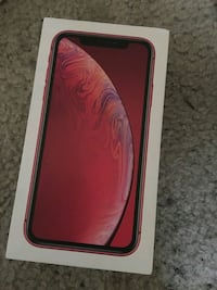 Brand New iPhone xr red Laurel, 20723