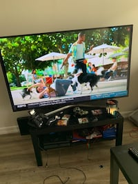 Samsung 58 inch led  4k TV with stand  Hollywood, 33020