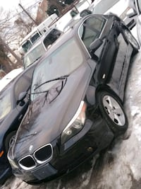 black BMW 5-door hatchback Baltimore, 21215