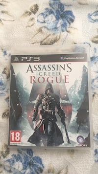Assassin'ın creed Rogue ps3 oyun orjinal Ereğli, 42310