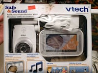 VTech VM341 Safe and Sound Video Baby Monitor with Toronto