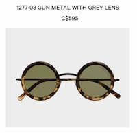 Authentic Cutler and gross sunglasses Vaughan