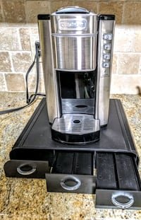 cusinart coffeemaker and capsule tray  Richmond Hill