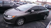 2012 HONDA CIVIC  Houston