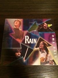 Rain Beatles tribute band live in concert Mississauga, L4Z 1N9