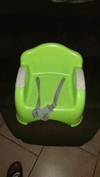 baby's green and white floor seat Bakersfield, 93305