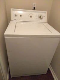Washer and Dryer, Large Capacity Plano, 75025