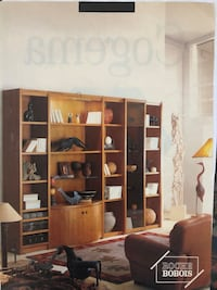 Need to sell fast! Best offer Roche Bobois Bookshelves Special edition Montreal, H3E 1L1