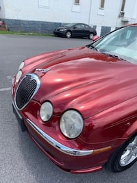 Jaguar - S-Type - 2004 Falling Waters