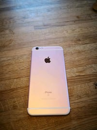 iPhone 6s plus rose pink 125GB unlocked Toronto, M2J 4X5
