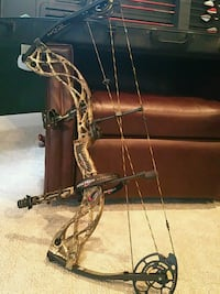 Brand new! brown and black compound bow Warren, 02885