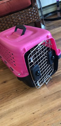Cat or small dog carrier! Used once.