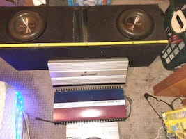 Subwoofers and amps