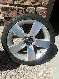 g8 gt rim and tire Avondale, 85323