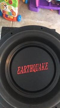 15 inch   Earthquake DBXI  Subwoofer Summerville, 29483
