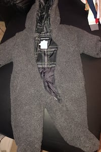 Baby snowsuit from Macy's new Baltimore