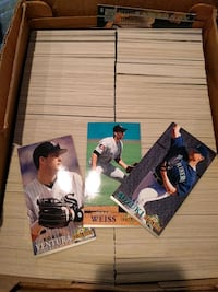 Base ball cards 131 mi