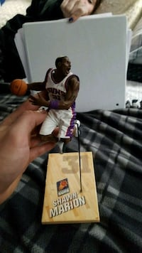 Shawn Marion NBA action figure Burlington, L7T 3S8
