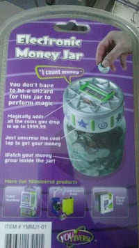 Zillions You Universe Electronic Money Jar