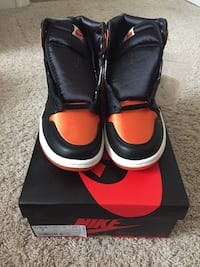 "Jordan Retro 1 ""Satin SBB"" size 7 WMNS DS  Fairfax, 22030"