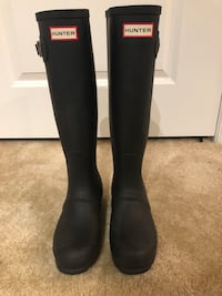 Tall Hunter Rain Boots Size 6 Washington, 20003