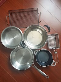 Pots and other items