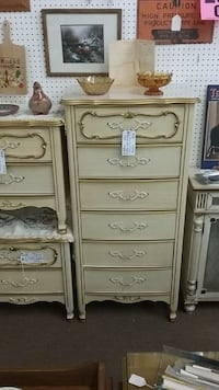 French Provincial Lingerie Chest Mesa