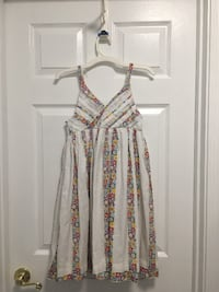 Summer floral dress FALLSCHURCH