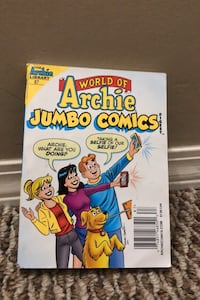 World of Archie jumbo Comics